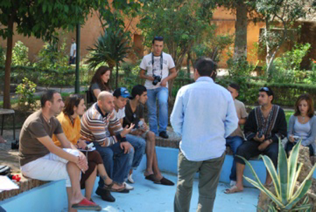 jesus botaro chaouen marruecos viaje fotografico taller photo travel