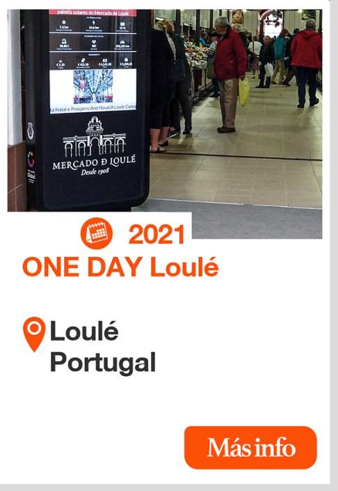 loule 2021 one day 1 dia cartel taller fotografia viaje fotografico loule
