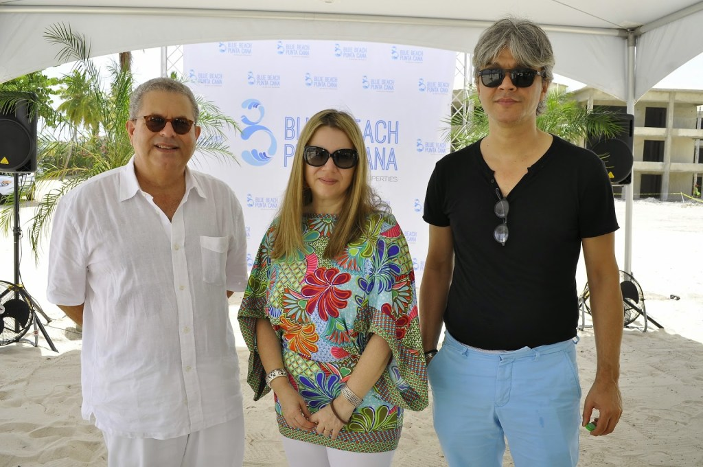 Alberto Bonetti, Margarita Mitrov, Victor Mitrov