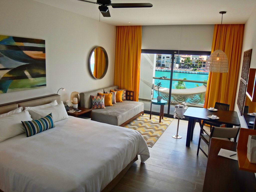 Vista de una habitación en el hotel AlSol Tiara Collection Cap Cana