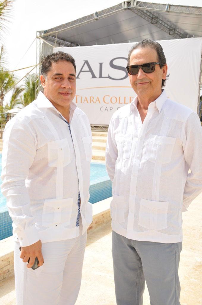 David Velázquez y Alberto Del Pino