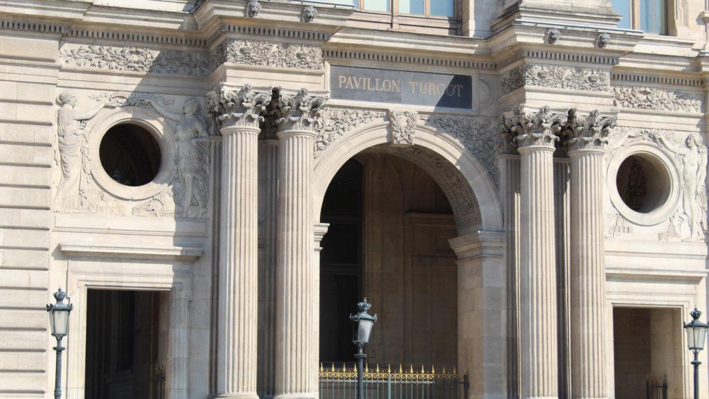 Pavillon Turcot, Musée du Louvre