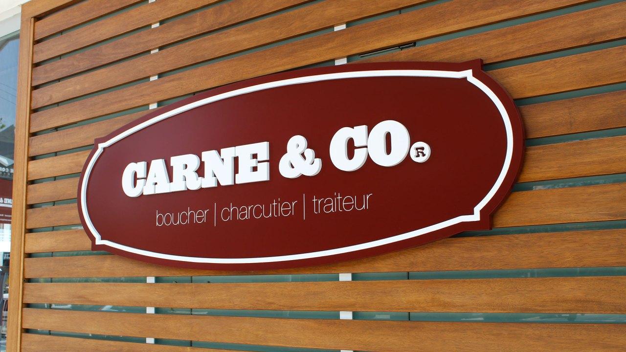 Logo de Carne & Co.