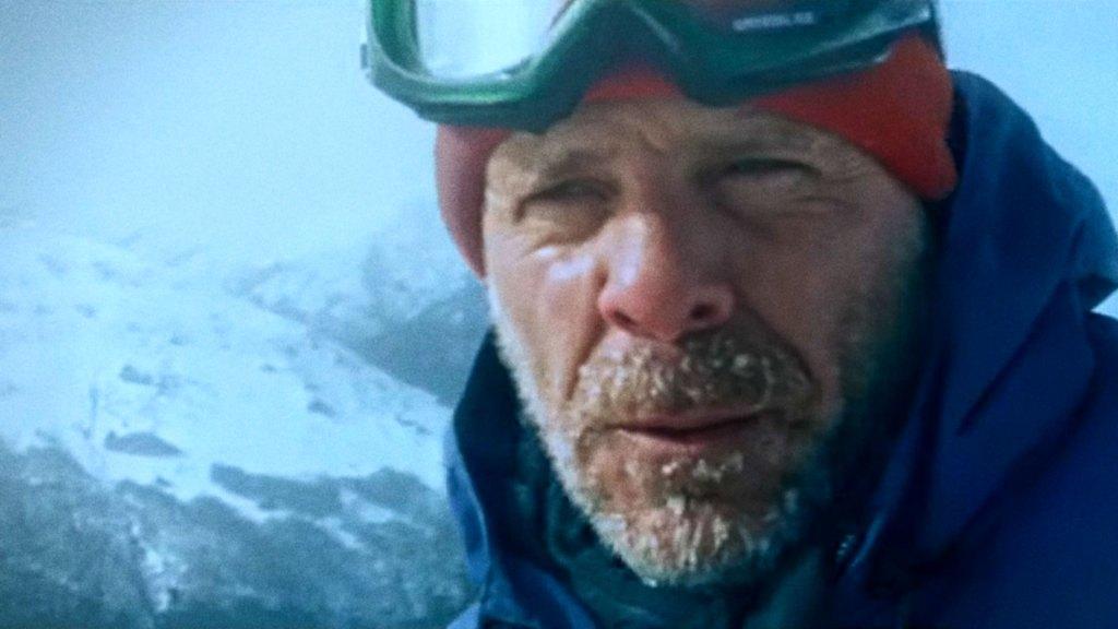"""""""Bruce Willis"""" viaja a Argentina para la campaña """"Vacation Home of the Brave"""" (Foto: Secretaría de Turismo de la Nación Argentina)"""
