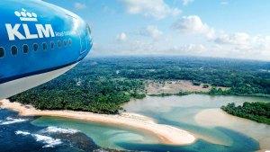 Vuelo de KLM (Foto: KLM Royal Dutch Airlines)