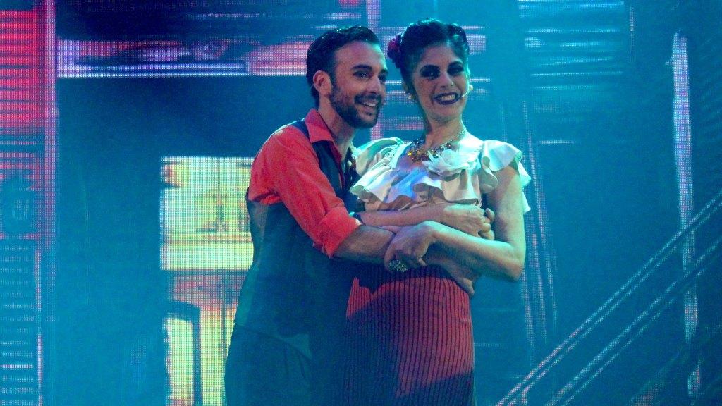 """Canción en Caminito de """"Magia!"""", el espectáculo de Madero Tango"""