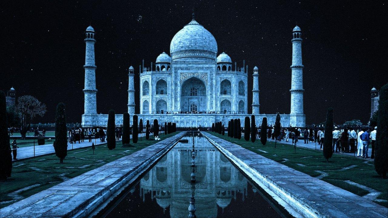 El Taj Mahaj abrirá cinco noches al mes en luna llena para dar más oportunidades a los turistas de conocerla (Foto: Fuente externa)