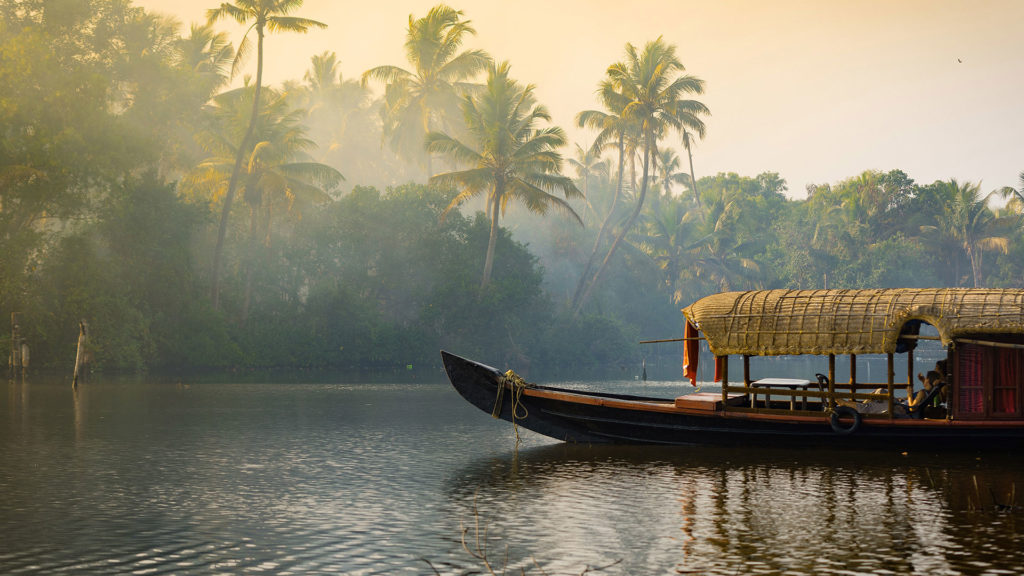Kerala, India, número 18 en el listado Top 20 2020 de Airbnb (Foto: Airbnb)