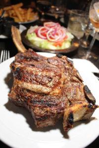 Plato de Parrilla Don Julio, mejor restaurante argentino y el quinto mejor en América Latina según los Latin America's 50 Best Restaurants 2019