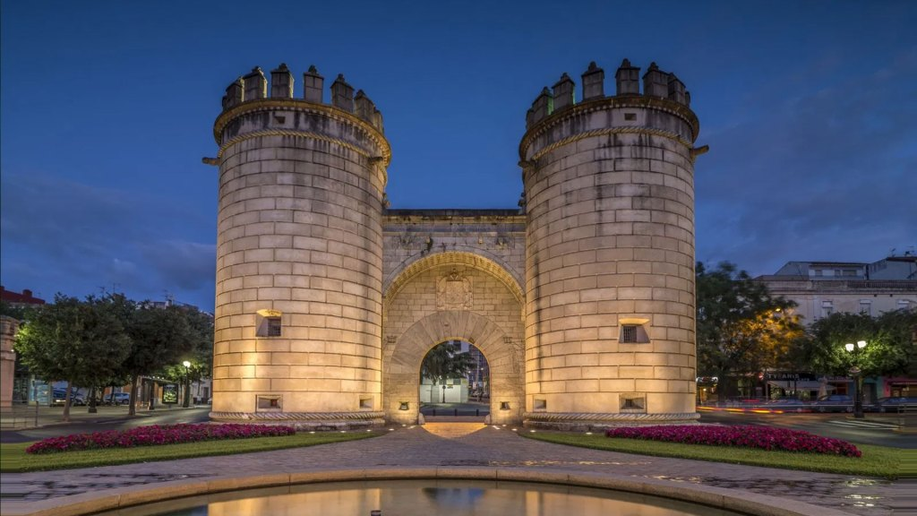 Celebra Año Nuevo en Badajoz, España, luego cruza la frontera hacia Portugal y celebra de nuevo en Elvas