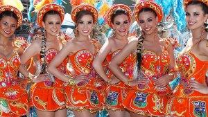 Carnaval de Oruro, Bolivia (Foto: Fuente externa)