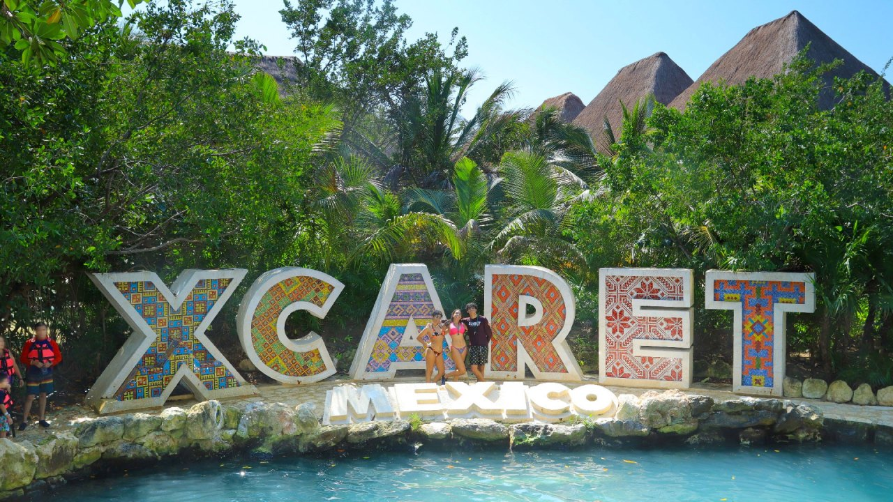 Xcaret by Mexico