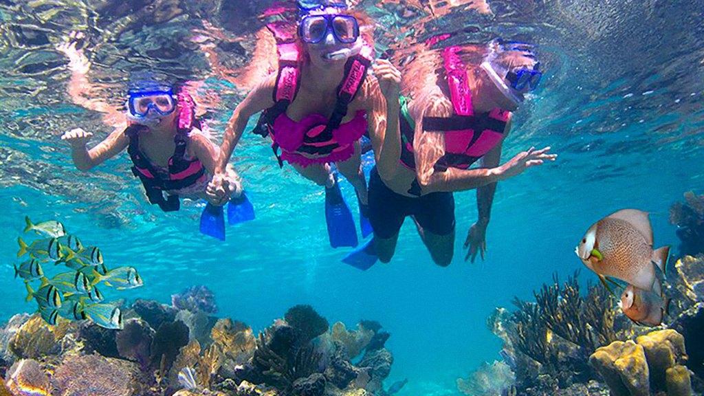 Snorkeling (Foto/Source: Grupo Xcaret)