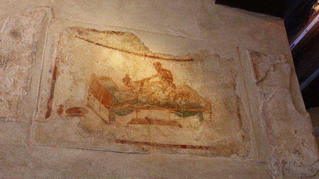 Fresco Pompeya | Pompeii