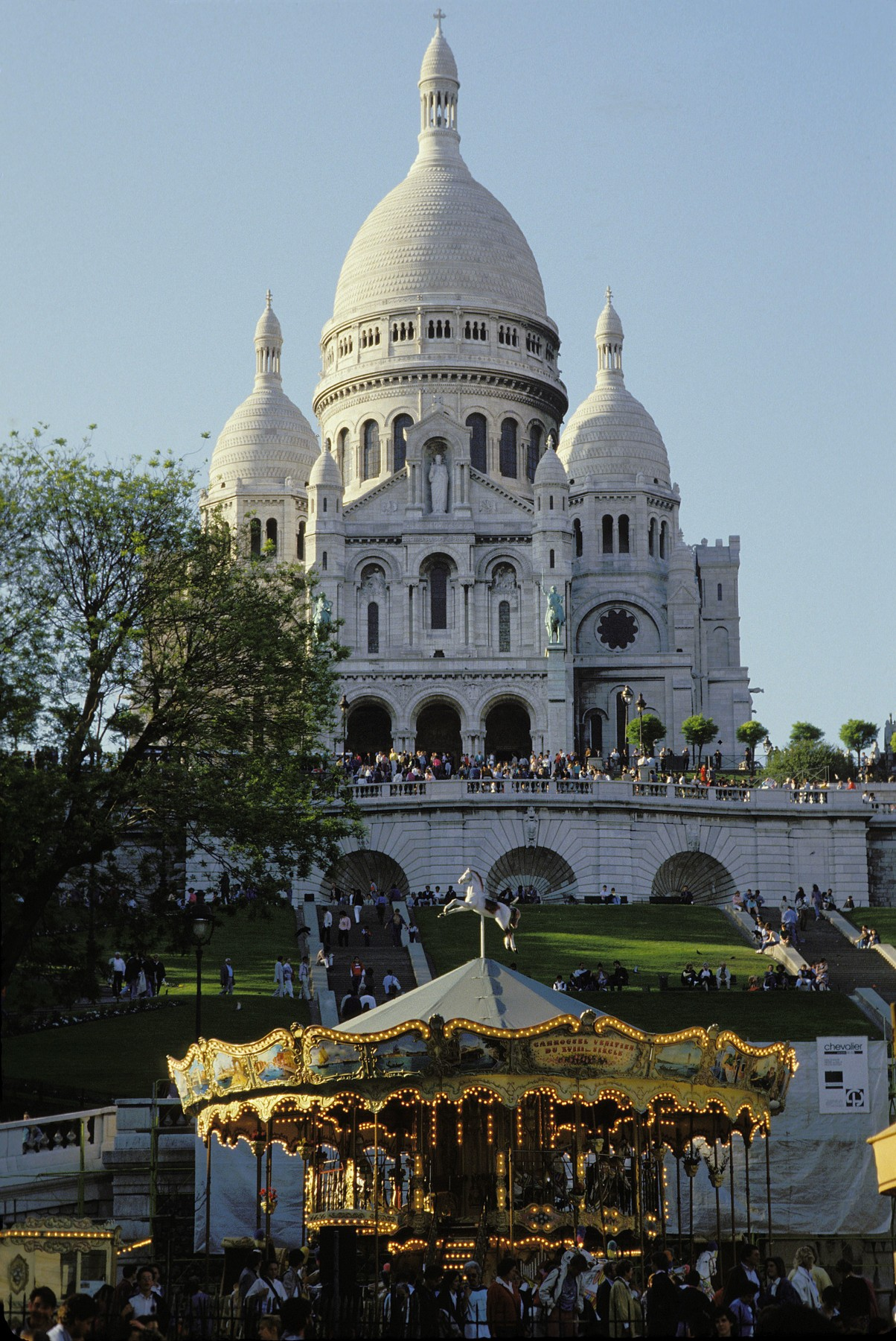 Montmartre - Sacre Coeur