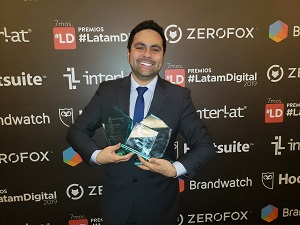 """ON VACATION, ganador de dos premios Latam Digital 2019""."