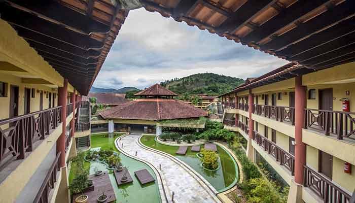 Conheça o Promenade Angra Hotel 4 Estrelas