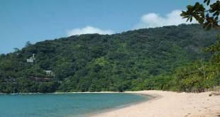 Praia Vermelha do Sul Ubatuba - SP