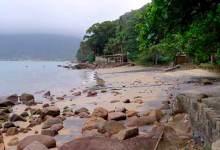 Praia do Peres Ubatuba SP