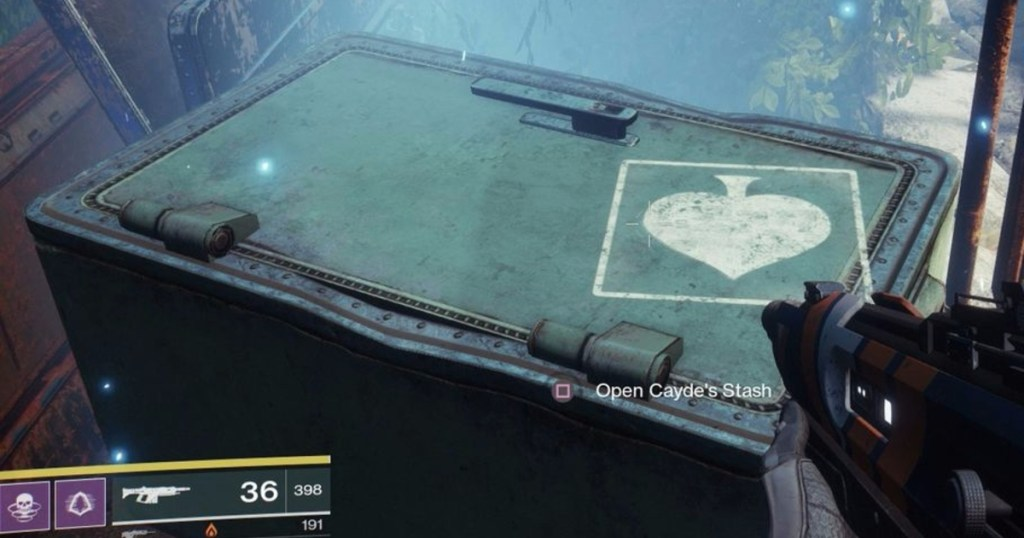 destiny 2 treasure map locations - where to find all five cayde-6