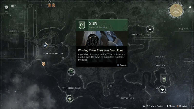 Destiny 2' Xur Inventory & Location Oct  26 - Telesto