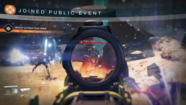 How Destiny 2 Blends Story, Side Missions, And Public Events