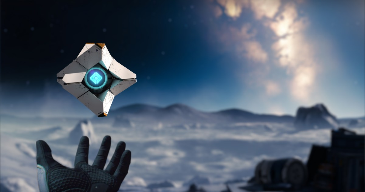 Collection Of Destiny Ghost Wallpapers