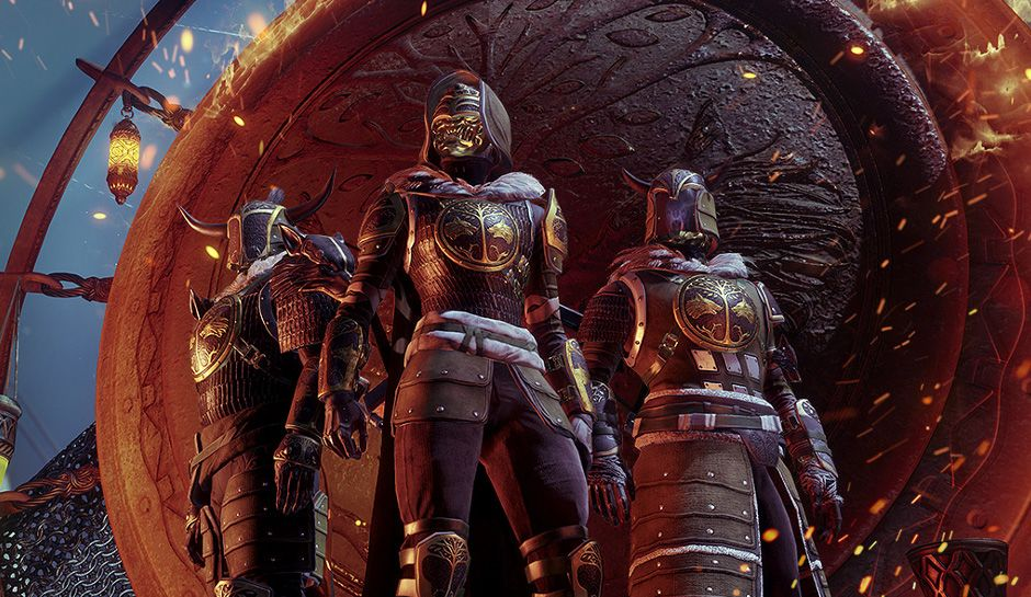 Destiny 2 First Iron Banner Begins Today