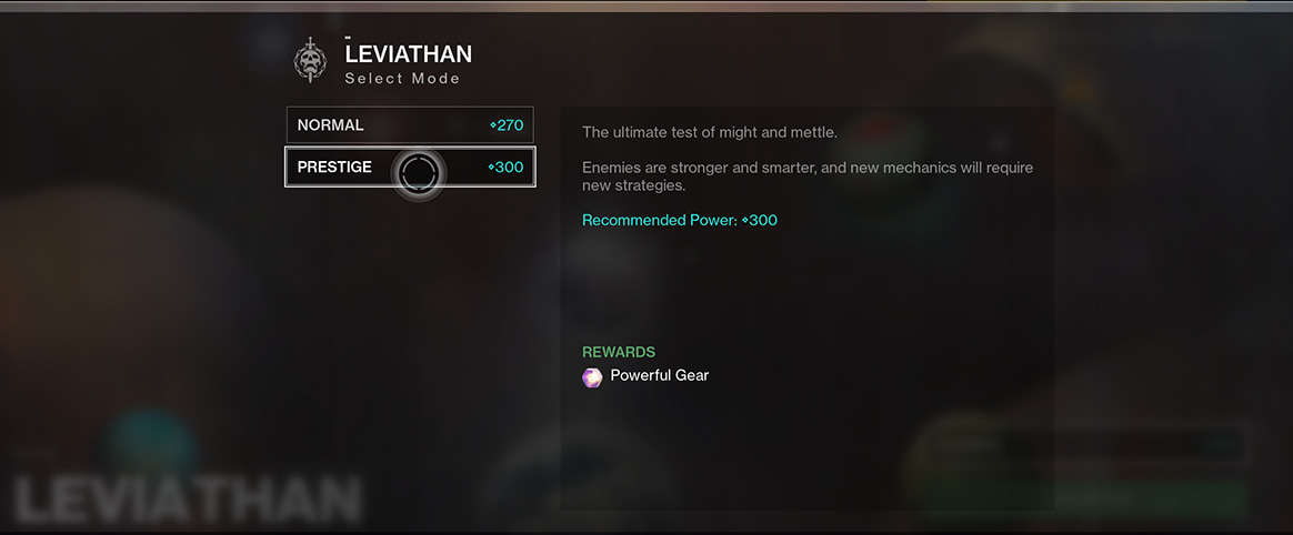 Destiny 2 Leviathan Raid Challenges Announced
