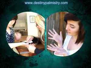 the best palm reader in Australia Destiny palmist Sari Puhakka