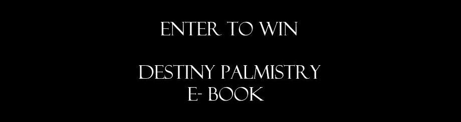 win free palmistry, free ebook,