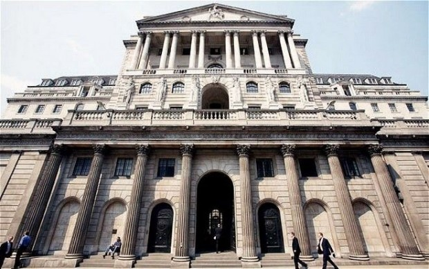 Η Τράπεζα της Αγγλίας