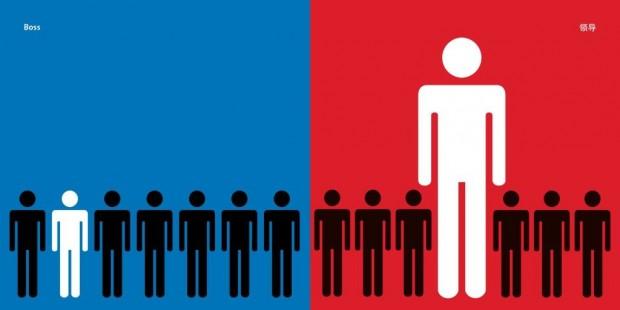 Στη Δύση, λέει η Yang Liu, τα αφεντικά αντιμετωπίζουν τους εργαζόμενους ως ίσος προς ίσο (λολ). Στην Ανατολή είναι πιο δεσποτικά.