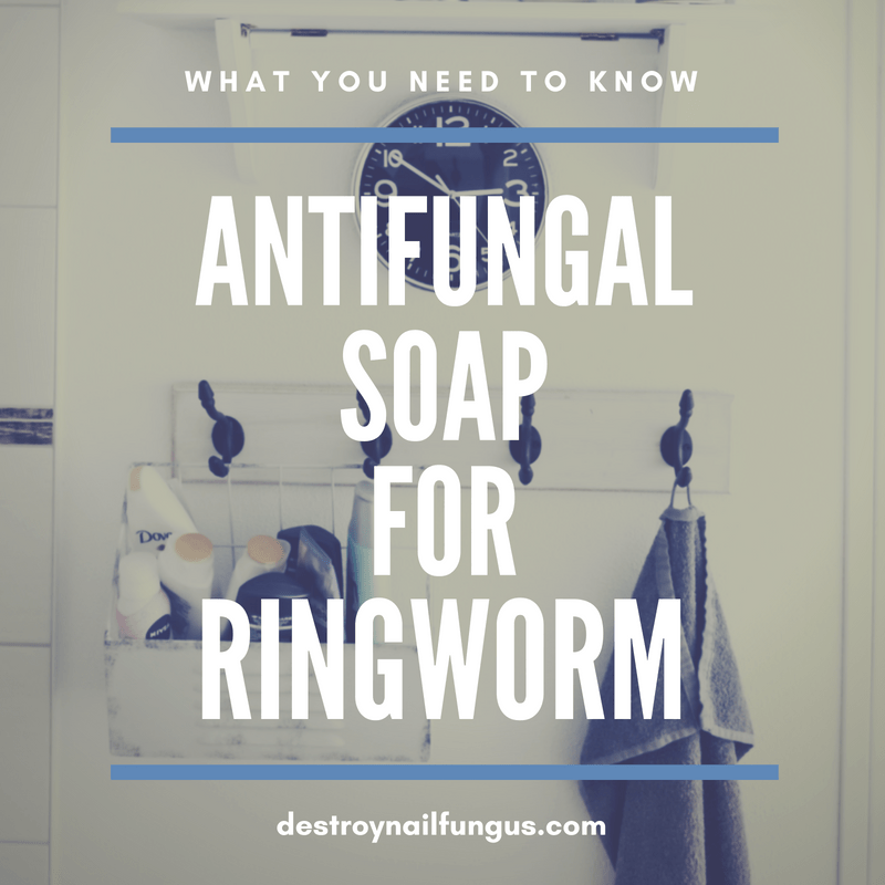 antifungal soap for ringworm