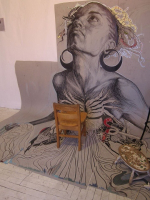 CUT & PASTE, An Interview with Swoon  (3/3)