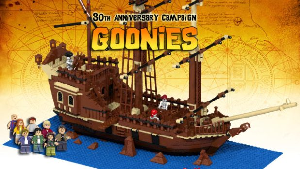 goonies 30 lego ideas