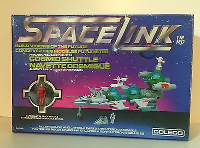 spacelink capsela