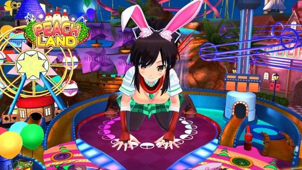 Die Geschichte des Spiels konzentriert sich auf die neue Erfindung von Haruka