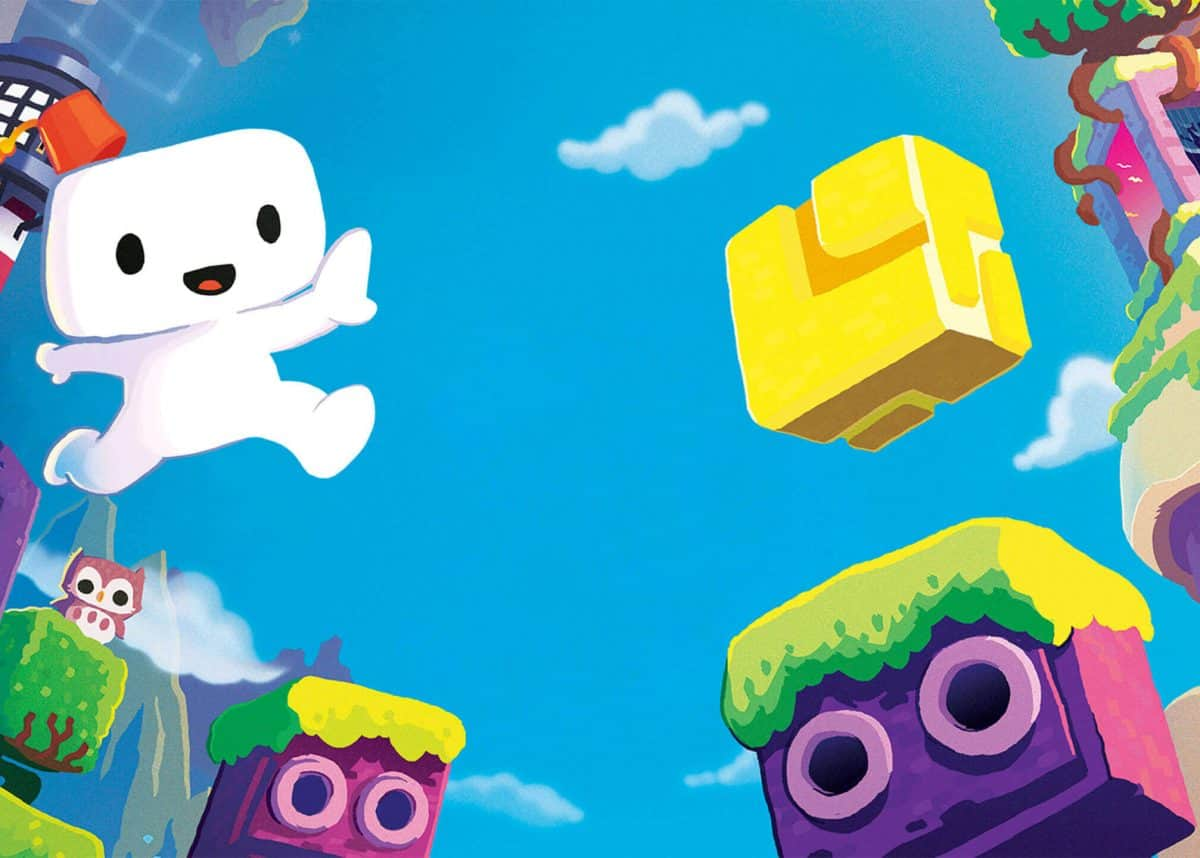 Fez is free on Epic Games Store right now, Celeste and