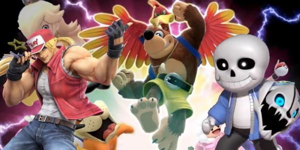 Super Smash Bros  Ultimate Leak Implies 4th DLC Character Is