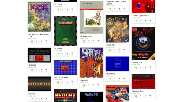 The Internet Archive added 2,500 games to its MS-DOS treasure trove