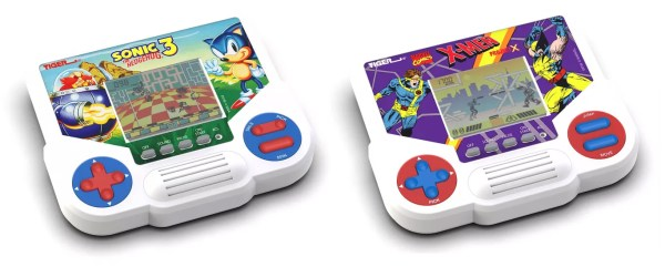 Tiger Electronics handhelds are alive and well in 2020
