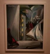 Rue dans la nuit - Tamara de Lempicka, 1923 - collection Richard et Anne Paddy, USA