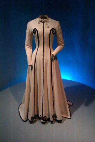 Robe de soirée Balenciaga (Paris, 1939)