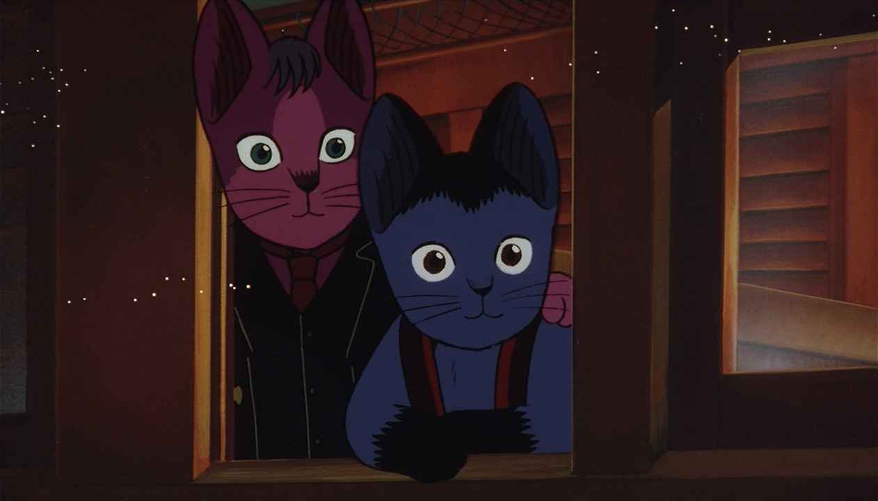 Night on the Galactic Railroad Anime movies, Anime