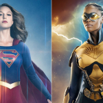 Nafessa Williams de Black Lightning quiere cruzar a las heroínas Thunder y Supergirl