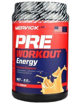 Pre Workout MERVICK (900 Gramos)