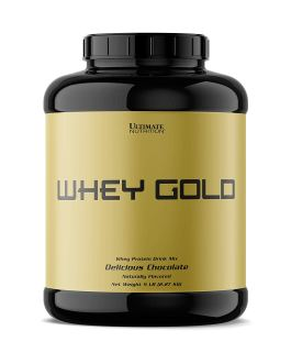 ULTIMATE NUTRITION Whey Gold (908 Grs)