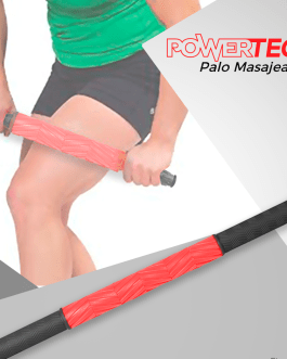 POWERTECH Barra Masajeadora Stick