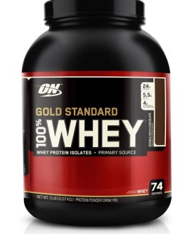 ON Whey Gold Standard (909/2270/4540 Grs)